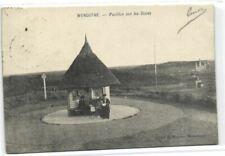 1 postkaart Wenduine spioenkop