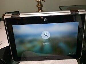 HP Pavilion X360 M1 Intel Pentinum N3710 foldeable, touch, clean,1.60Ghz, 4gb rm