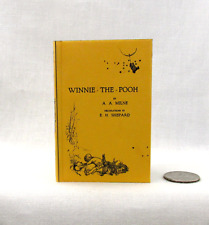 WINNIE THE POOH Illustrated Readable Book in 1:3 Scale Doll Book American Girl