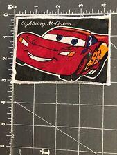 Lightning McQueen Cars Racing Patch NASCAR Pixar Walt Disney World Disneyland 95