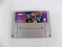 SNES Super Nintendo Super Strike Gunner PAL Free Postage