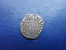 Henry III Long-cross Silver Penny with sceptre 1247-72