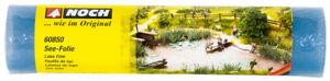 Noch 60850 Pellicola Lago, Kit di Costruzione G, 0, H0, H0E, H0M, Tt, N, Z