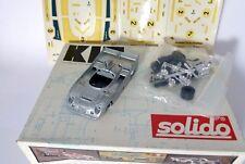 Kit métal SOLIDO 1/43 ALFA ROMEO LE MANS 1975 Monza - Nurburgring