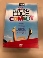 BBC Cutting Edge Comedy Collection (DVD, 2006, 11-Disc Set) -Very Good Condition