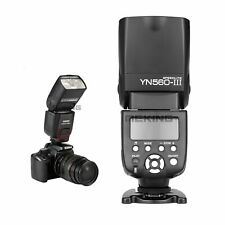 YONGNUO YN560III YN560 III Flash light Speedlight for Canon Nikon Camera DSLR