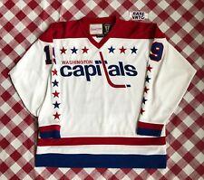 1977-78 Washington Capitals Bryan Waston Authentic Vintage NHL Jersey Size 56