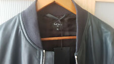 PAUL SMITH LEATHER MENS JACKET BRAND NEW WITH TAGS SIZE XL