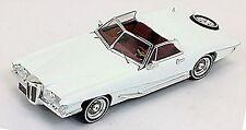 Stutz Blackhawk III Convertible 1971 blanco blanco 1:43