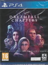Dreamfall Chapters (PS4) Brand new and sealed.