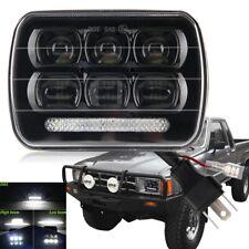 DOT 7x6'' 5x7 LED Headlight DRL Projector Beam for Tacoma Tundra 4Runner