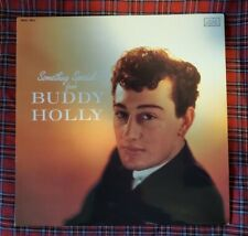 Something Special From Buddy Holly LP by Buddy Holly vinyl 1986 UK import NM/EX