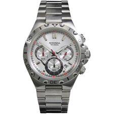 Sekonda Cronógrafo Hombre Reloj Acero Inoxidable - 3088-SNP