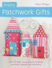Pretty Patchwork Gifts by Helen Philipps Paperback Book (English)