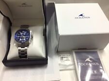 CASIO OCEANUS OCW-T2600-2A2JF Classic Elegant Titanium Watch JAPAN Express mail