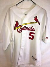 Albert Pujols Authentic St Louis Cardinals Majestic Jersey Size XXL 52