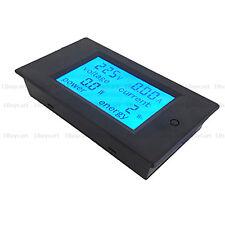 Digital AC 20A Energy Meter Monitor Volt Amp kWh Watt Cambo Energy Meter case