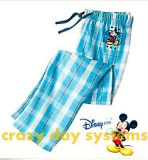 NEW Disney Store Mickey Mouse Lounge Pants for Men Disney Size 2XL