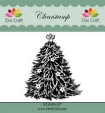 Dixi Craft Clear Stamp - Christmas Tree - STAMP0107