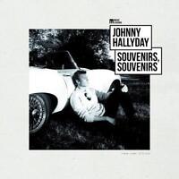 JOHNNY HALLYDAY - SOUVENIRS,SOUVENIRS (180G) MUSIC LEGENDS  VINYL LP NEW
