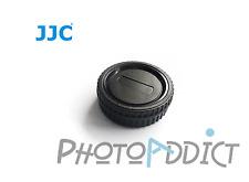 JJC L-R5 Bouchon de boitier + Bouchon arrière d'objectif pour M4/3