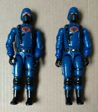 Hasbro GI Joe 2004 2x Cobra Infantry Soldiers Troopers MT001