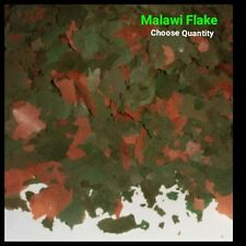 Malawi Flake Fish Food Mbuna Cichlid Food Spirulina Mixed CHOOSE QUANTITY