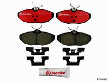 Disc Brake Pad Set-Brembo Rear WD Express 520 08060 253