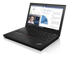 Lenovo ThinkPad X260 CORE i5 8GB RAM SSD 256 GB WIN 10 PRO 6 MESES DE GARANTÍA