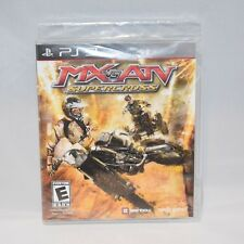 MX vs. ATV Supercross (Sony PlayStation 3, 2014) NEW Sealed Game