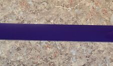 "1"" Purple Full Size Football Helmet Stripe Decal High Quality."