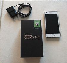 Samsung Galaxy S II SGH-T989 16GB Weiß (Ohne Simlock) Smartphone