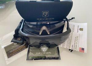 orig. US Army REVISION SAWFLY Sonnenbrille Schutzbrille Apel Ballistic NEU