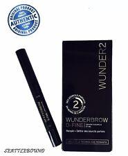 Wunderbrow D-FINE BLACK/BROWN 100% ORIGINAL, MONEY BACK GUARANTEE-FAST SHIPPING!