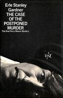 Case of the Postponed Murder by Gardner, Erle Stanley