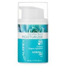 Aubrey Organics - EveryDay Basics Moisturizer, Normal/Dry Skin, 1.7 fl oz (50 ml) - 4 Packs Axe Jet Alaska Chill Shower Gel + Shampoo, 12 oz