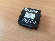LEXUS ES-300 3.0L THEFT WARNING MODULE OEM 89730-33150 / 237000-2590