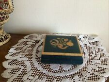 The San Francisco Music Box Co. Lacquered Jewelry Box Made In Italy