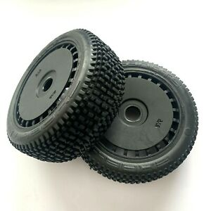 ARRMA TYPHON TLR (2) TIRES & WHEELS 6S TYRES RIMS DBOOTS EXABYTE - New Genuine