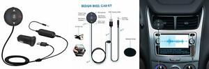 Besign BK03 Bluetooth 4.1 Car Black with Charger and Noise Isolater