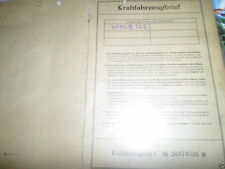 Bmw 700 a Oldtimer Hoja de datos carta 1963 32 CV am