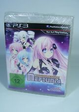 HYPERDIMENSION NEPTUNIA MK2 für Sony PS3 Spiel NEU und verschweißt playstation 3