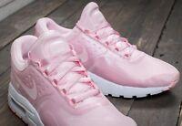 BNIB New Women Nike Air Max Zero SE Pink (GS) Size 4 5 6 uk