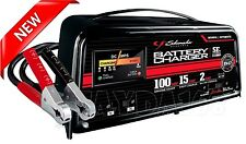 Emergency Car Battery Charger Auto Jump Starter 100 Amp Portable Engine Booster