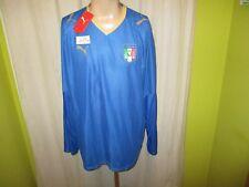 "Italien ""FIGC"" Nr.649 Puma Langarm Spieler Version EM Trikot 2008 Gr.XXL Neu"