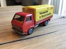 Siku MAN-VW Bosch Van