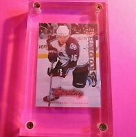 2006 06-07 UD FLEER ULTRA ROOKIE AVALANCHE PAUL STASTNY #248 RC Mint