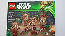 LEGO 10236 Ewok Village STAR WARS Never Opened!