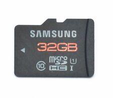 32GB Plus Class 10 Micro SD Speicherkarte MicroSDHC für Samsung Galaxy S3 S4 S5