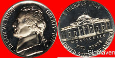 1971 S Jefferson Nickel Gem Proof No Reserve